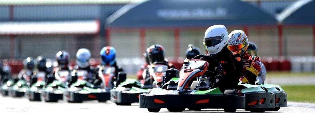 4 circuits - 270 karts