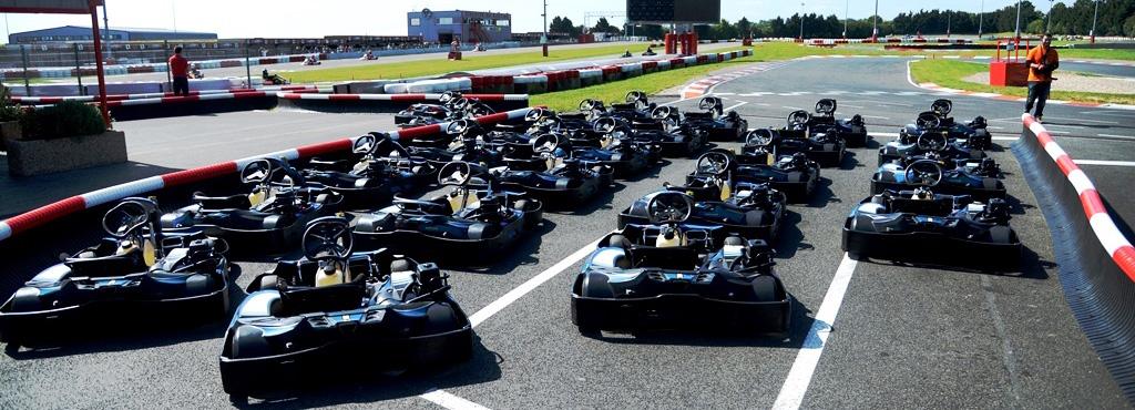 Le karting en toute sécurité